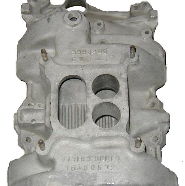 1966 Chevelle Fuel System (Intake Manifolds)