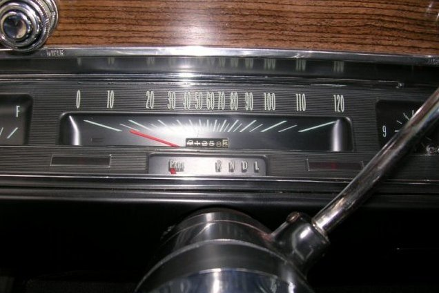 Instrument Panel The 1967 Chevelle Reference Cd 06 27 2007
