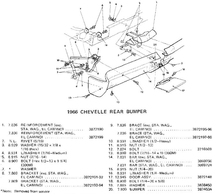 1968 dodge charger parts diagram