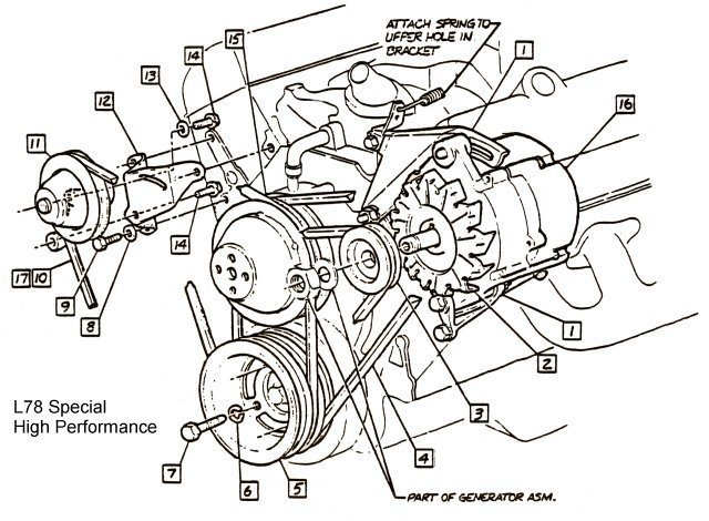 1966 Chevelle Generator The 1966 Chevelle Reference Cd