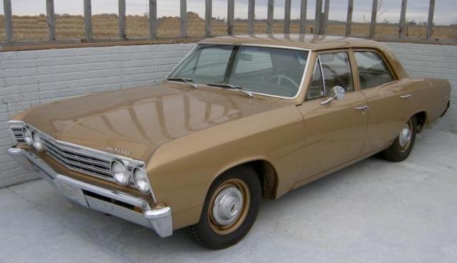 Photo Gallery ~ 1967 Chevelle Reference CD